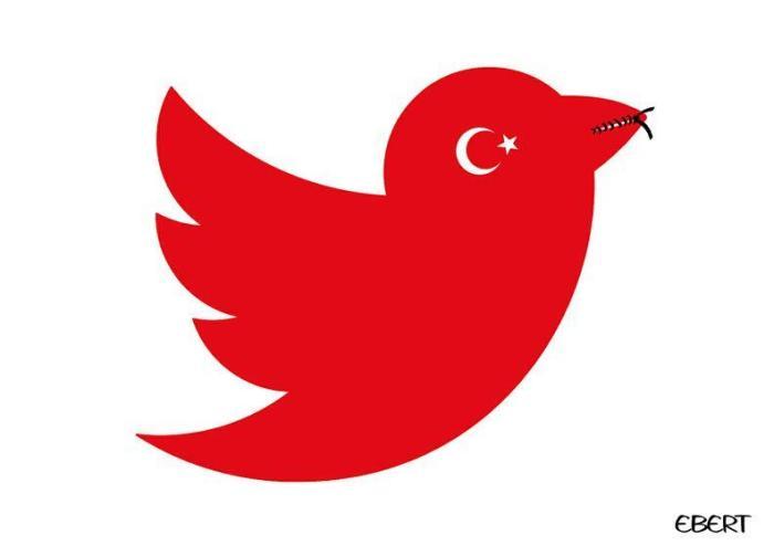 Twitter - verstummt
