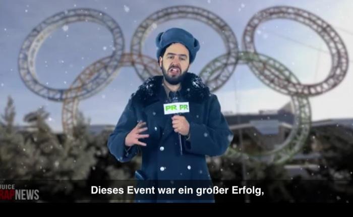 Smartes Video: Rap News rappt dieKrim-Krise