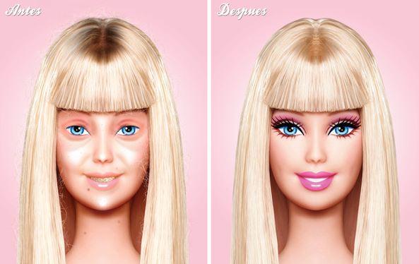 Barbie on Behance - ZDF Firefox ESR_2014-04-14_09-07-19