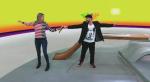 Bürger Lars Dietrich tanzt sich beim Finale von DEIN SONG 2104 durch sämtliche Z_2014-04-08_18-07-49