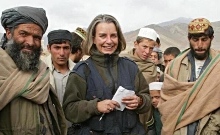 Die Frau, die Kriege sichtbarmachte