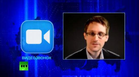 Und dann lässt Putin Edward Snowdenzuschalten